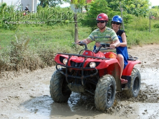 4WD ATV Tour