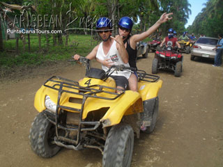 4x4 Quad ATV Tour