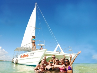 Bebe Catamaran II Cool Group
