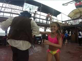 Dancing with pirates