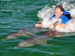 Dolphin Double Dorsel Ride