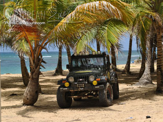 Jeep Beach Excursion