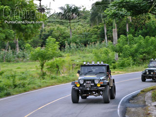 Jeep Safari Excursion