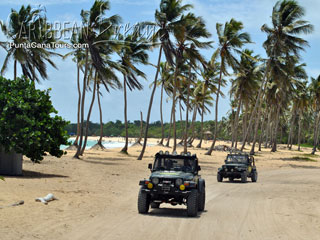 Playa Macao Jeep Safari