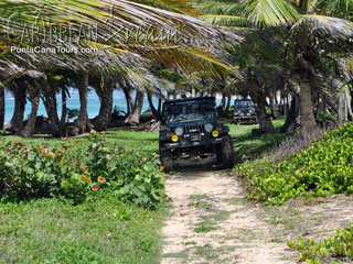 Private Road Jeep Safari