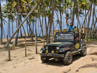 Punta Cana Jeep Safari