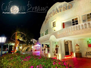 Lune del Caribe Dinner & Play