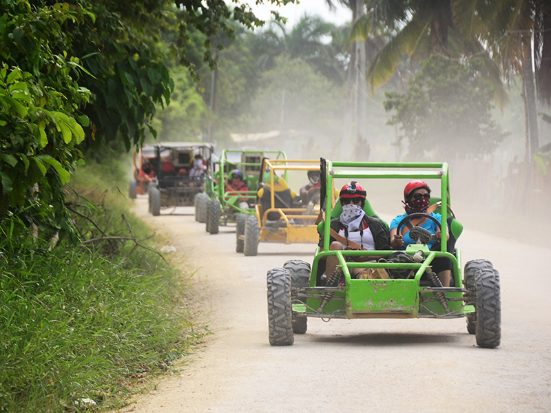 Macao Adventure Buggies