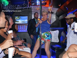 Fun with Party Bus