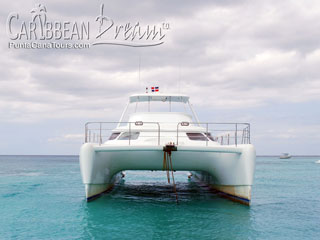 Private Chart Boat to Isla Saona