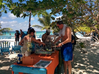 Saona Island Scuba Lunch