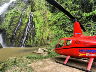Saona Helicopter Excursion