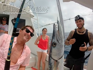 barracuda fishing