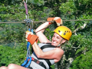 Zipline Excursion