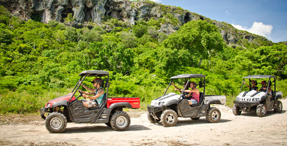 Cap Cana Buggies and Hoyo Azul