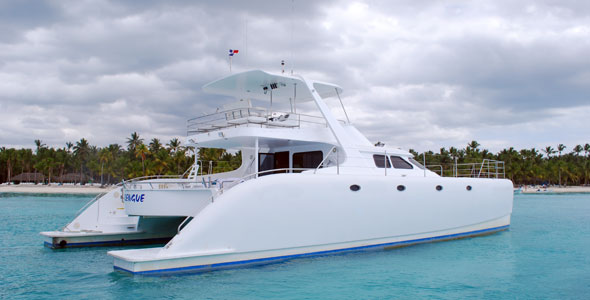 Private Yacht to Isla Saona