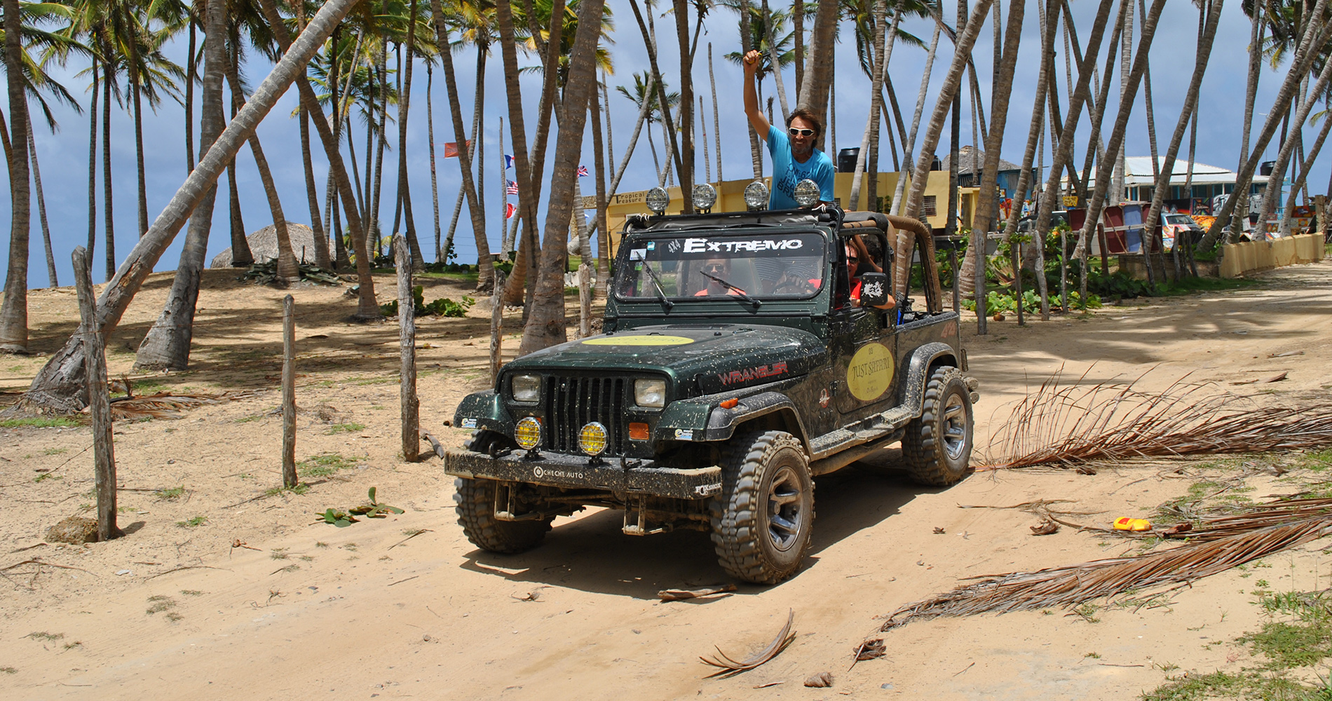 Private Jeep Safari