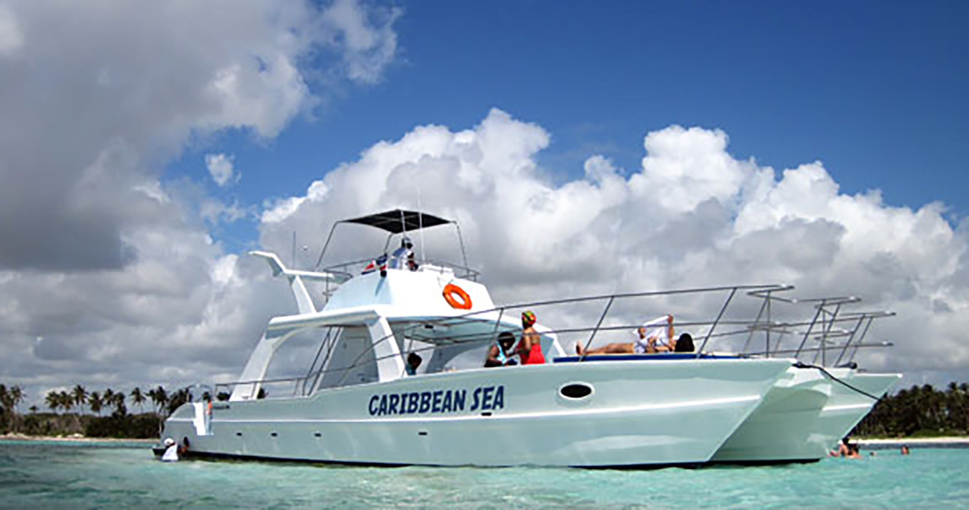 Caribbean Sea Catamaran