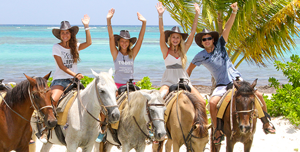 Punta Cana Horseback Riding