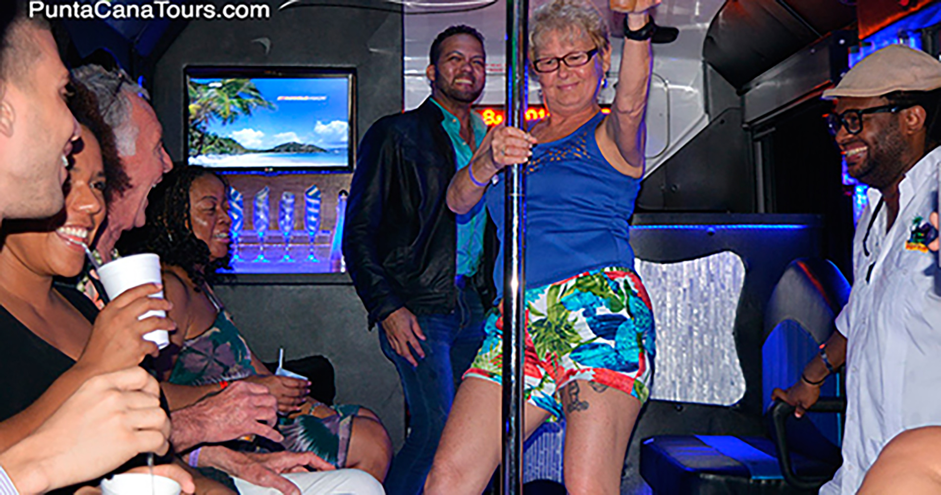 Private Party Bus