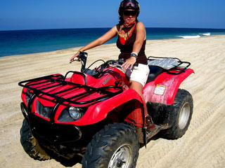 4 Wheel ATV Adventure From $59
