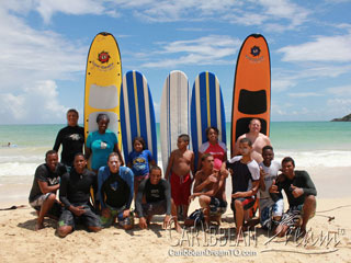 Macao Surfing Lessons