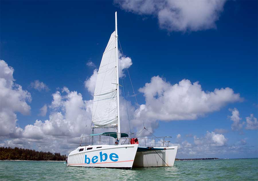 Bebe Catamaran Sailboat