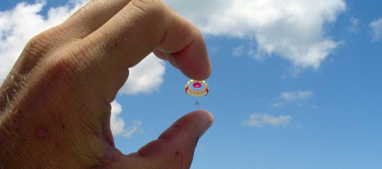 Tiny Parasail